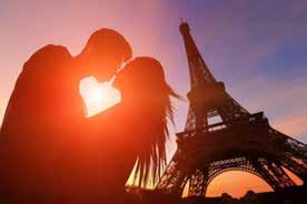 Paris – Valentinstag in der Stadt der Liebe.Foto: fotolia .com - ryanking999