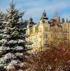 Winterwellness in Marienbad.Foto: fotolia.com - Victoria Schaad