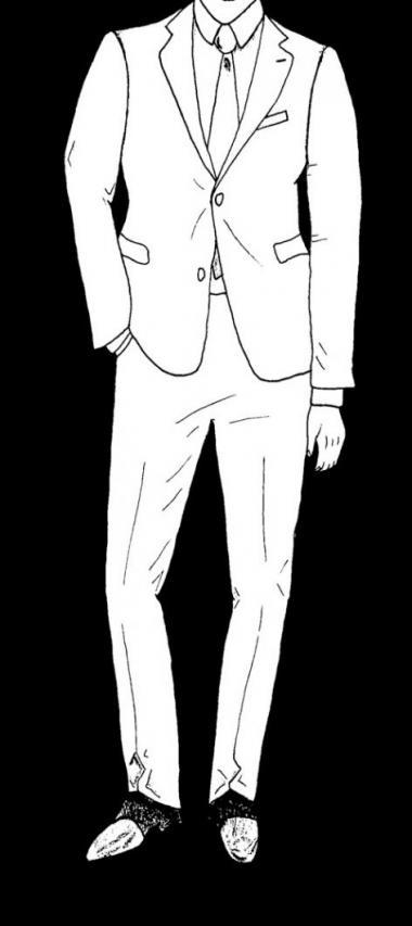Scharfe Anzüge für scharfe Typen Image 4