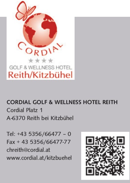 Cordial Golf & Wellness Hotel Reith