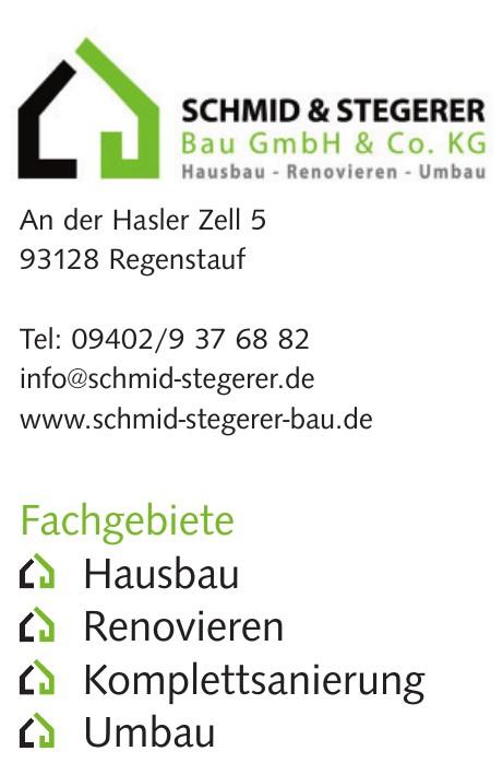 SCHMID & STEGERER Bau GmbH & Co. KG