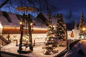 Weihnachtsmarkt im Spielzeugdorf.Foto: Eva Schalling