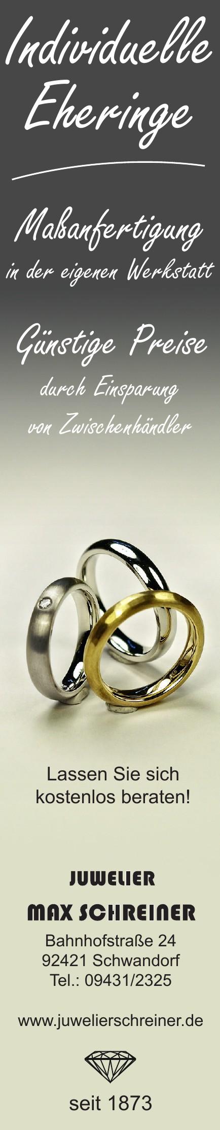 Juwelier Max Schreiner